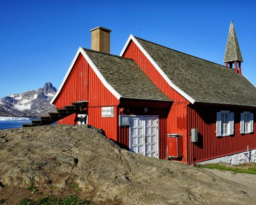 The Red House - Eastgreenland - Geschichte - 03